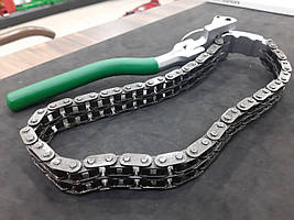 Съемник фильтров цепной с шарниром 60-160мм TOPTUL JDBA60G0R