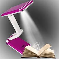 Настільна лампа світлодіодна LED-666 TopWell рожева