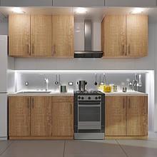 Кухня Арабіка 2,0 м (врізна мийка)