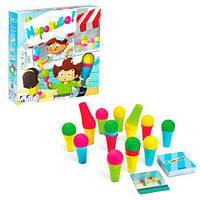 """Игра """"Мороженое"""" увлекательная карточная настольная игра для детей от 5 лет для 2 - 4 игроков."""
