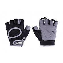Спортивные перчатки Liveup MEN FITNESS GLOVES (Размер M)