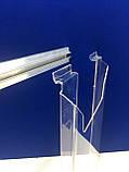 Карман буклетница А4 верт в эконом-панель, фото 4