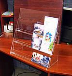 Подставка под открытки, брошюры, буклеты, фото 3