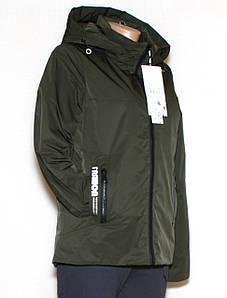 Куртка спортивного стилю  жіноча демісезонна (S-XXL)