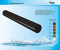 Водосточная система/ водосток/Труба водосточная системы River 90мм 3м.п пластиковая