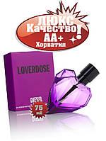 Р1Diesel Loverdose Хорватия Люкс копия АА++ парфюм дизель