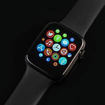 Смарт часы HiWatch T500+ Pro Smart Watch, диагональ 1.75, умные часы, фитнес браслет. Металлический корпус., фото 2