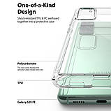 Чохол для Samsung Galaxy S20 FE, Ringke серія Fusіon, колір Clear (прозорий), фото 4