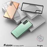 Чохол для Samsung Galaxy S20 FE, Ringke серія Fusіon, колір Clear (прозорий), фото 5