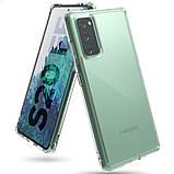 Чохол для Samsung Galaxy S20 FE, Ringke серія Fusіon, колір Clear (прозорий), фото 2