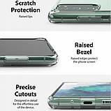Чохол для Samsung Galaxy S20 FE, Ringke серія Fusіon, колір Clear (прозорий), фото 7