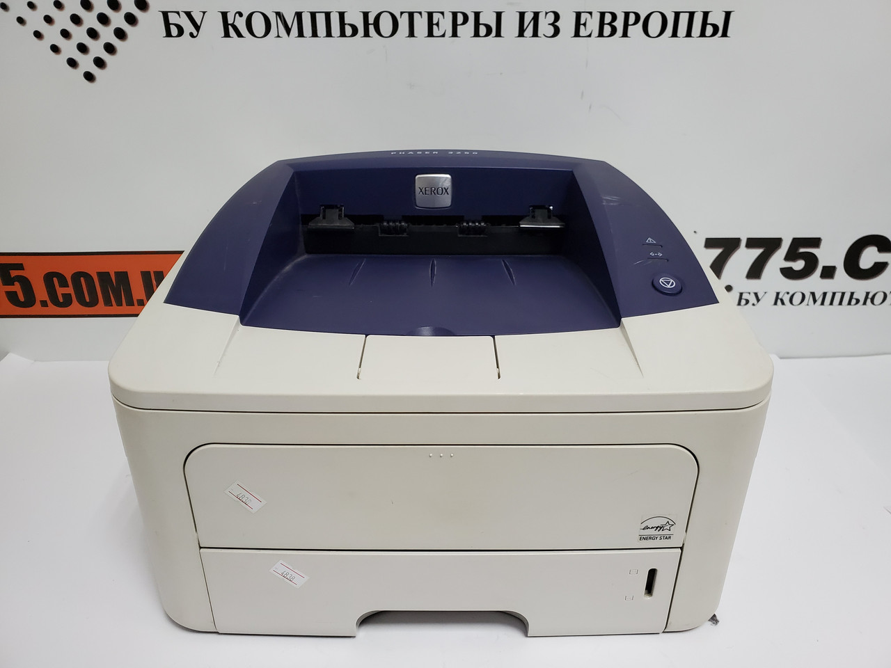 Лазерный принтер Xerox Phaser 3250/B