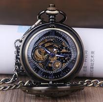 Кишенькові чоловічі годинники механіка, фото 3