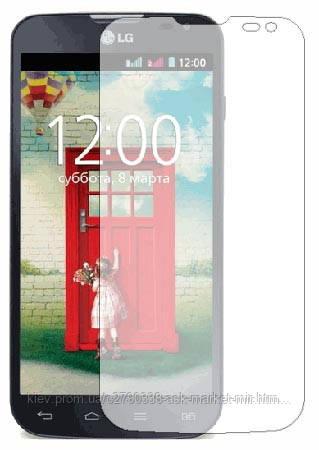 Защитное стекло ProGlass для LG Optimus L90 Dual D410