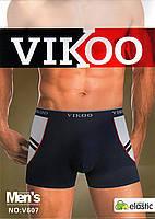 Трусы мужские боксеры х/б Vikoo