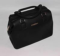 Классическая черная сумка-саквояж Givenchy