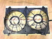 Диффузор радиатора охлаждения 1355A440. MITSUBISHI