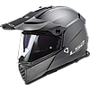 Шлем LS2 MX436 PIONEER MATT TITANIUM