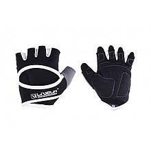 Спортивні рукавички Liveup WOMEN FITNES GLOVES (LSU3198L-BWS)