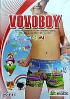 """Детские боксеры х/б """"Vovoboy"""" ТДБ-18"""