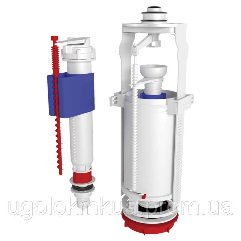 Зливний/наливний механізм для унітаза ANI Plast WC8510C