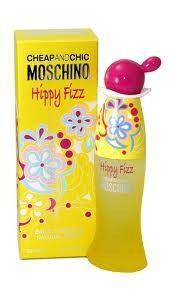 Жіноча туалетна вода Moschino Cheap and Chic Hippy Fizz(Москіно Чіп Чик Хіпі Фіз) 100 мл