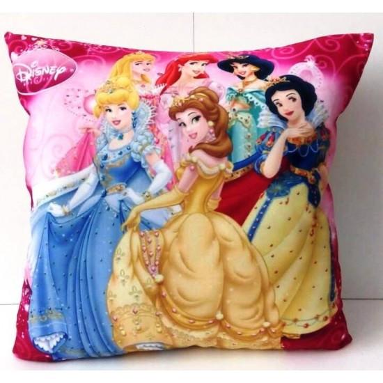 Детская подушка Принцессы (два вида)