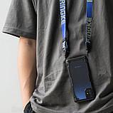 Чохол для Samsung Galaxy M51 Ringke серія Fusion X, колір BLACK (чорний), фото 7
