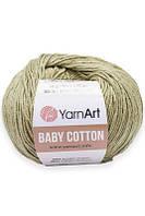Yarnart Baby Cotton(бебі коттон) - 434  полин