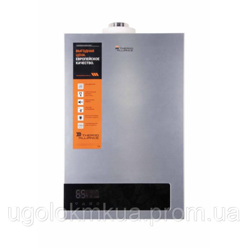 Газова колонка Thermo Alliance турбірована JSG20-10ET18 10 л Silver