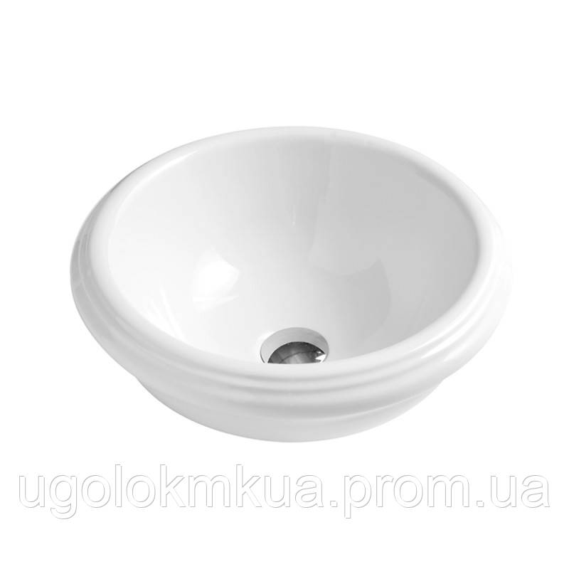 Раковина-чаша Azzurra Charme JUB50B1APP Shiny white