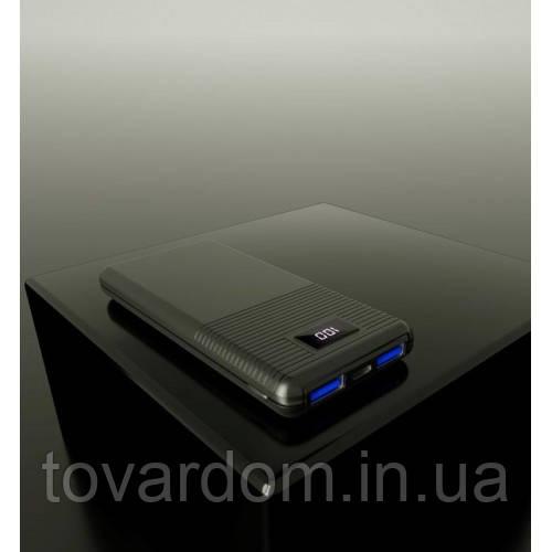 Зовнішній акумулятор PowerBank Aspor A322 10000mAh