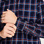 Рубашка в клетку мужская Pierre Cardin из Англии - на длинный рукав, фото 7