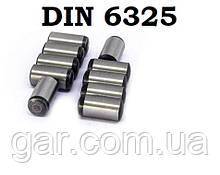 Штифт циліндричний загартований DIN 6325 M6