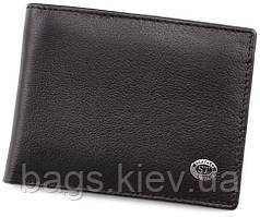 Мужской кожаный кошелек с зажимом ST Leather