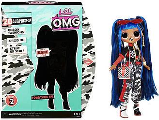 Кукла L.O.L. Surprise!OMG Downtown B.B. Оригинал MGA