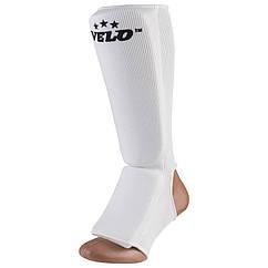 Защита ноги Velo, х/б, эластан, белый 1027, размер S, M, L, XL, mod 1027