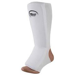 Защита ноги Twins , х/б, эластан, белый, сетка, размер S, M, L, XL, mod 1125