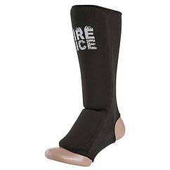 Защита ноги FIRE&ICE, х/б, эластан, черный, размер L, mod 1035