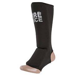 Защита ноги FIRE&ICE, х/б, эластан, черный, размер S, mod 1035