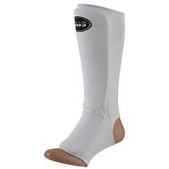 Защита ноги BWS , х/б, эластан, белый, размер L, mod 1025