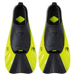 Ласти Dolvor FIT F368, р-р 2XS(34-35), лимон. Знижка