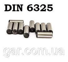 Штифт циліндричний загартований DIN 6325 M10