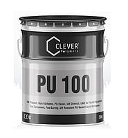Швидковисихаюче покриття Clever PU Base 100