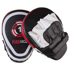 Лапа кобра Fire&Ice, Flex, FR-289, чорно/біла пара.