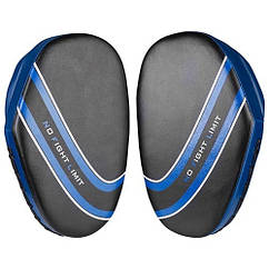 Лапа пряма NoFightLimit PVC, синьо/чорна.