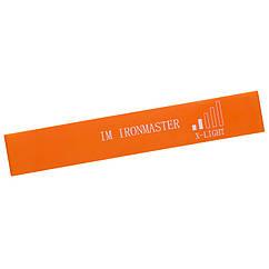 Стрічка опору, помаранчевий, 600*50*0,6 мм, IronMaster