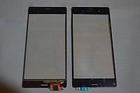 Оригинальный тачскрин /сенсор (сенсорное стекло) Sony Xperia Z3 D6603 D6616 D6633 D6643 D6653 L55t L55u черный