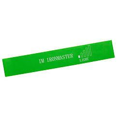 Стрічка опору, салатовий, 600*50*0,45 мм, IronMaster