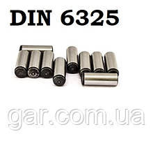 Штифт цилиндрический закаленный DIN 6325 M20